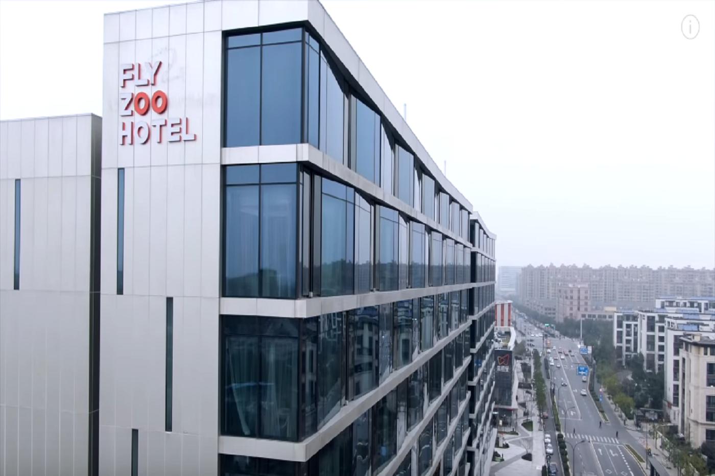 FlyZoo: l'hôtel du futur d'Alibaba sera entièrement géré par des robots
