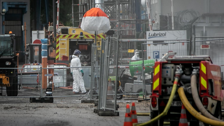 INFO FRANCEINFO. Incendie à l'usine Lubrizol de Rouen : les services de la répression des fraudes ouvrent u… – franceinfo