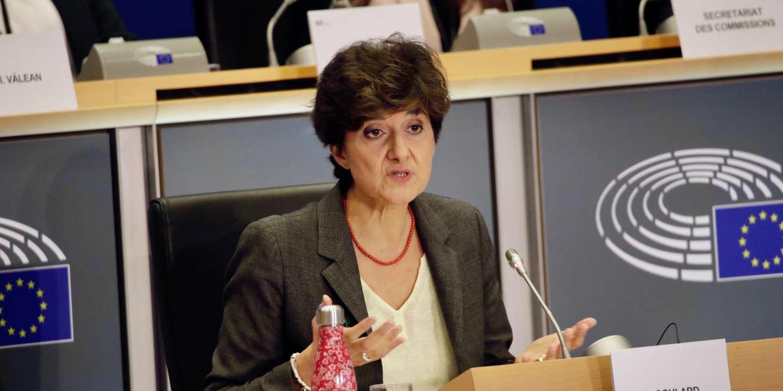La candidature de Sylvie Goulard à la Commission européenne largement rejetée par les eurodéputés – Le Monde