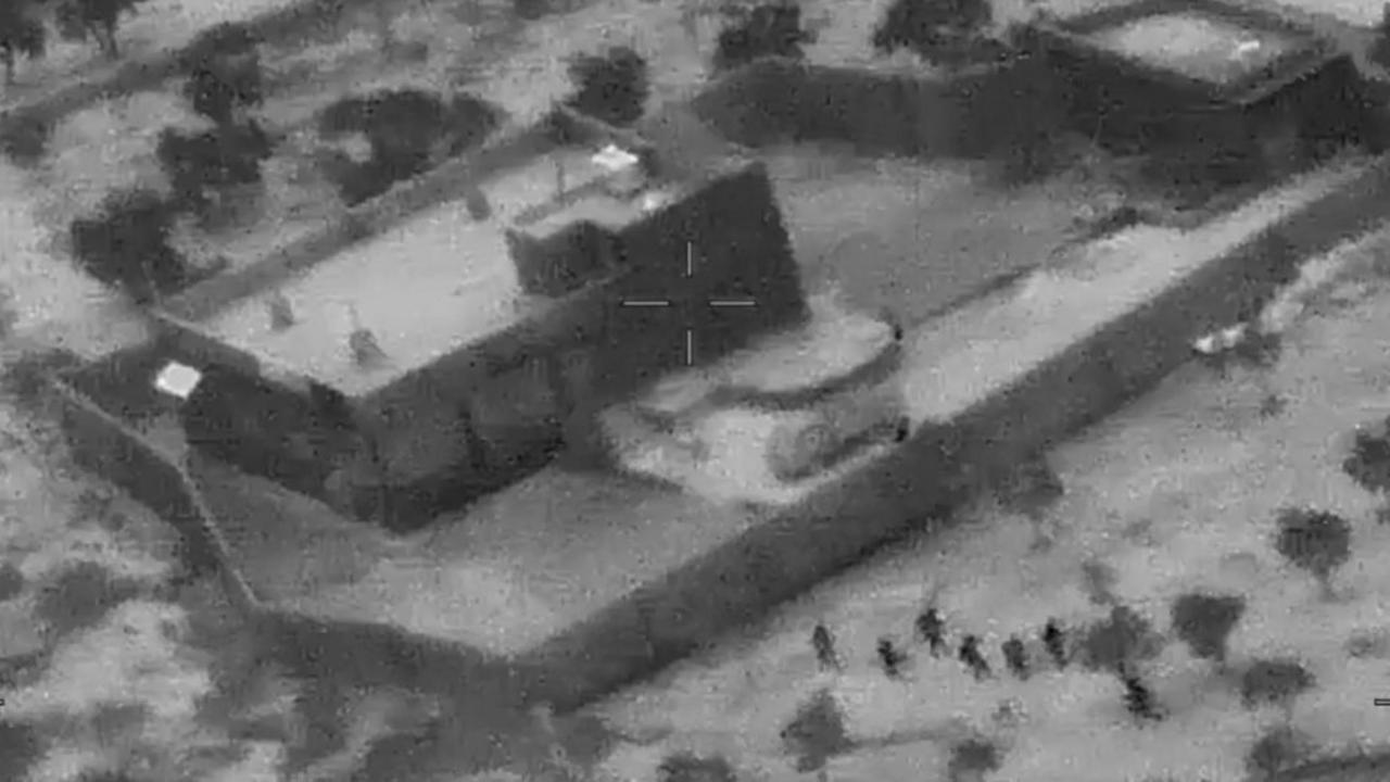 Mort d'Abou Bakr al-Baghdadi : les images de l'assaut dévoilées par les Etats-Unis   LCI – LCI