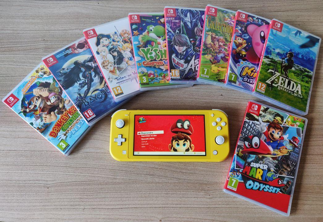 Nintendo revendique 10 millions de Switch vendues en Europe