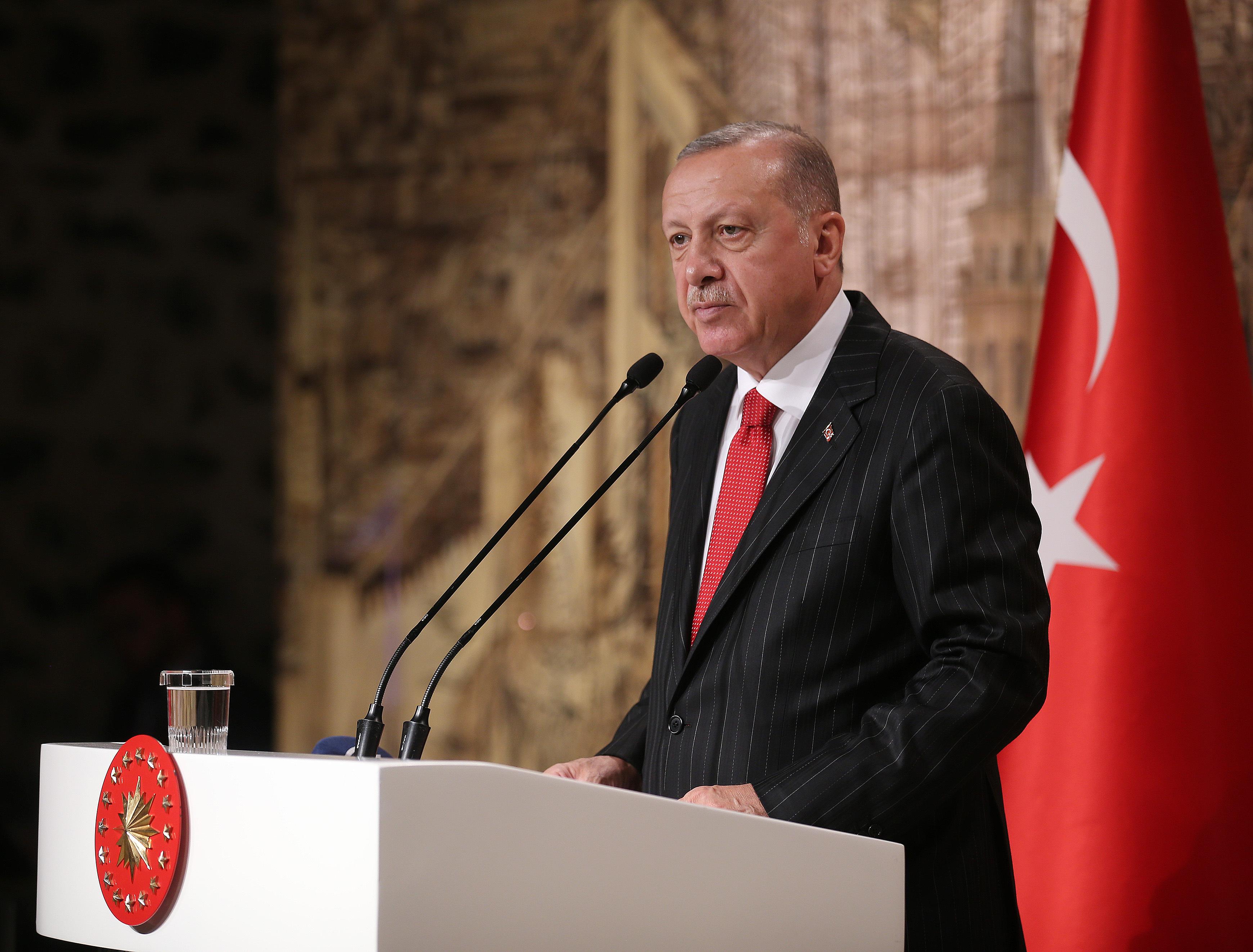 """Syrie: après un entretien avec Poutine, Erdogan fait état d'un """"accord historique"""" – BFMTV.COM"""
