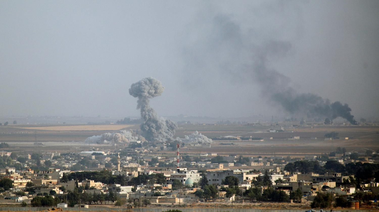 Syrie : les Kurdes affirment que 5 jihadistes de l'EI ont fui leur prison après des tirs turcs – franceinfo