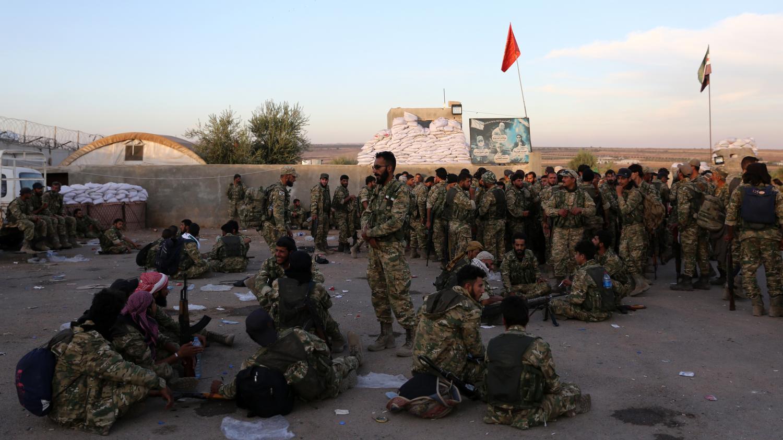 Syrie : quelles sont les forces en présence dans la bataille entre la Turquie et les Kurdes ? – franceinfo