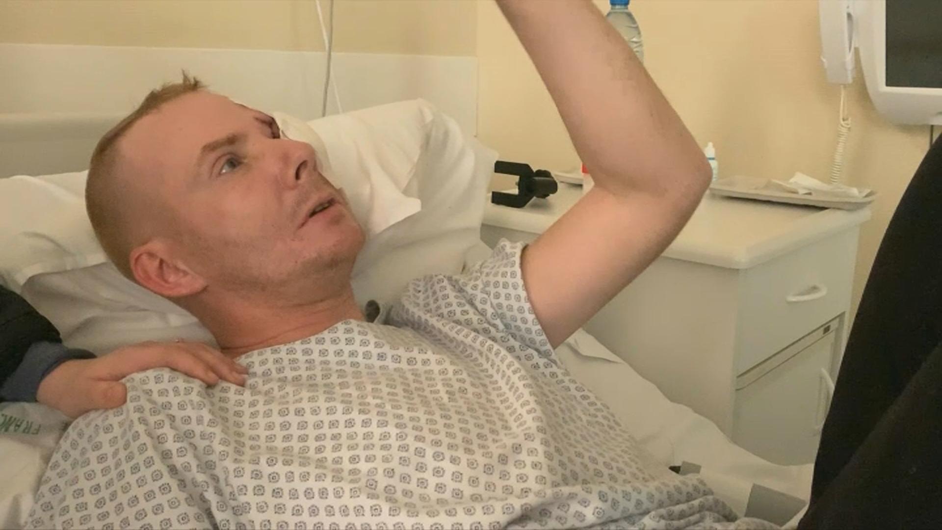 Le gilet jaune blessé à l'oeil lors de la manifestation samedi annonce sur BFMTV qu'il va porter plainte – BFMTV.COM