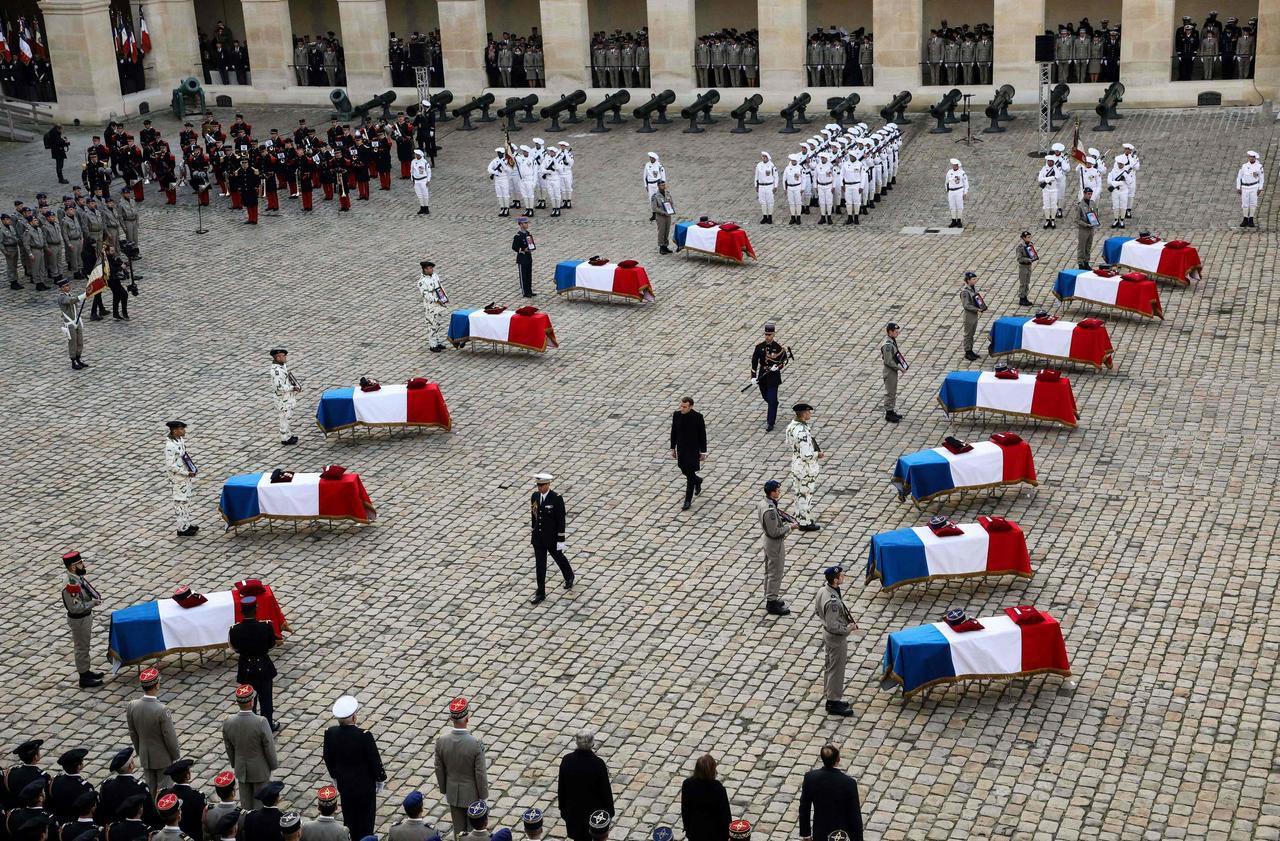 «Ils sont morts pour nous tous» : l'adieu aux 13 soldats morts au Mali – Le Parisien