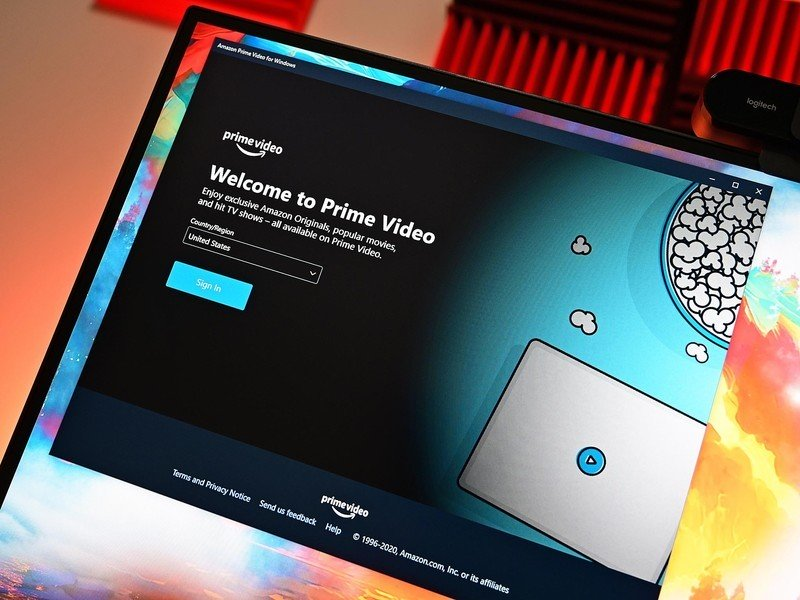Prime Video App Windows 10